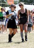 Kelly Osbourne and Pixie Geldof