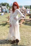 Florence Welch, Glastonbury Festival, Glastonbury