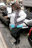 Gabourey 'Gabby' Sidibe, newly announced as an Oscar...