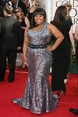 Amber Riley 68th Annual Golden Globe Awards held...