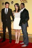 Josh Duhamel, Blair Underwood, Golden Globe Awards, Katie Holmes, Beverly Hilton Hotel