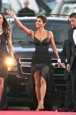 Halle Berry, Golden Globe Awards, Beverly Hilton Hotel