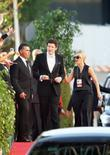 Cory Monteith, Golden Globe Awards, Beverly Hilton Hotel