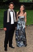 Dougray Scott and Claire Forlani