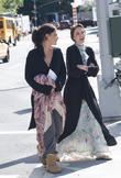 Jessica Szohr, Gossip Girl and Leighton Meester