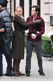 Blake Lively, Gossip Girl and Penn Badgley