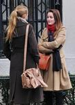 Blake Lively, Gossip Girl and Leighton Meester