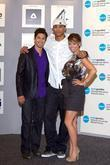 Adam Garcia and Ashley Banjo