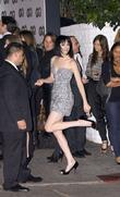 Krysten Ritter  celebrities outside Chateau Marmont after...