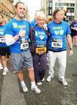 Paddy McGuiness, Denise Welch and Peter Hook