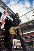 Green Day Performing Live At Wembley...