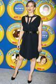 Anna Chlumsky New York premiere of 'Grown Ups'...