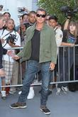 Gavin Rossdale, CNN, George Clooney, Ian Somerhalder, Larry King, Lenny Kravitz, Robert Redford and Sting