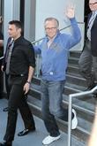 Ryan Seacrest, CNN, George Clooney, Ian Somerhalder, Larry King, Lenny Kravitz, Robert Redford, Sting