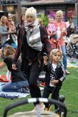 Gwen Stefani, Son and Kingston Rossdale