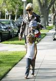 Gwen Stefani and With Son Kingston Rossdale