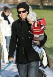 Gavin Rossdale and son Zuma