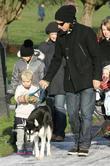 Gavin Rossdale and son Kingston