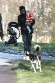 Gavin Rossdale and Son Zuma