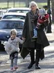 Gwen Stefani, sons Zuma and Kingston