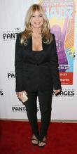 Donna D'Errico  Los Angeles Premiere of Hair...