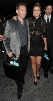Holly Valance and her boyfriend Nick Candy