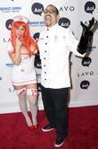 Ice-t and Heidi Klum