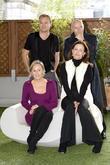 Jason Donovan, Belinda Carlisle and MIDGE URE