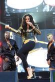 Alesha Dixon Heroes Concert held at Twickenham Stadium....