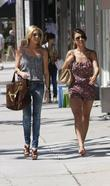 Kristin Cavallarri and Audrina Patridge