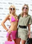 Socialite Paris Hilton, Nicky Hilton and Paris Hilton