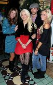 Laura Croft, Angel Porrino, Holly Madison, Josh Strickland and Las Vegas