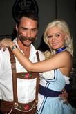 Josh Strickland, Holly Madison, Las Vegas