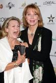 Patty McCormack and Mariette Hartley