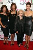 Actors Valerie Bertinelli, Betty White and Valerie Bertinelli