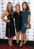 Molly Sims, Mindy Grossman and Jennifer Flavin-Stallone