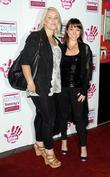 Claire Richards and Lisa Scott Lee
