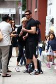 Deborra-Lee Furness and Hugh Jackman pick up their...