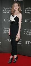 Actress Aine Darcy Irish Film and Television Awards...