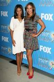 Kimberly Elise and Sanaa Lathan