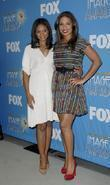 Kimberly Elise, Sanaa Lathan 42nd Annual Image Awards...