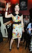 Singer Imelda May Has A Launch Party For Her New Album 'mayhem' At The Working Mens Club.