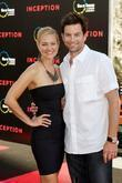Sharon Case & Michael Muhney Warner Bros. Pictures'...