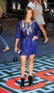 Amanda Byram The premiere of Inception at the...