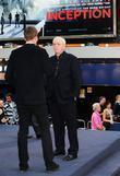 Michael Caine The premiere of Inception at the...