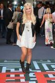 Pixie Lott The world premiere of Inception at...