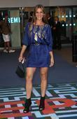 Amanda Byram The world premiere of Inception at...