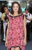 Marion Cotillard World premiere of 'Inception' at the...