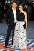 Tom Hardy and Charlotte Riley The UK premiere...