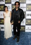 Lenny Kravitz, daughter Zoe Kravitz, Independent Spirit Awards